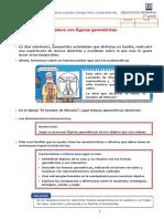 Sesión de Matemática Jugamos con figuras geométricas.pdf