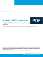 AirWatch SAML Integration(1)