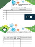 Anexos - Guía de actividades y rúbrica de evaluación - Fase 4 - Formulación (2)