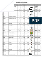 Spreadsheet tanpa judul