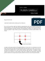 CURSO DE COMPOSICIÓN 2-REGLA DE LOS TERCIOS