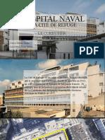HOSPITAL NAVAL le corbusier
