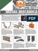 ERIEZ Metalmecánica