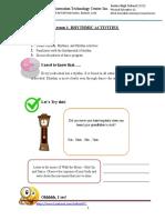 Lesson 1-RHYTHMIC ACTIVITIES (2)