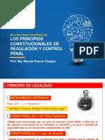LOS PRINICIPIOS CONSTITUCIONALES