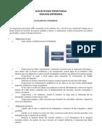 Guía 3er parcial