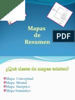Mapas conceptuales para biologia