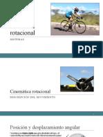 P7. Dinámica rotacional