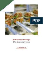 Offre+de+service+traiteur_Le_Provençal