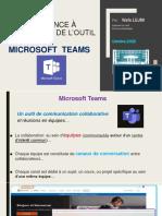 presentation_MS Teams _Octobre 2020