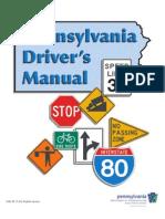 PA Driver's Manual