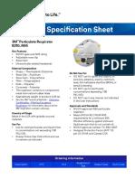 8210 N95 Particulate Respirator