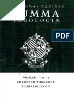 (61) aquinas - summa theologiae. 1.pdf