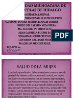 COMPONENTES DE LA SALUD