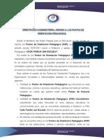 Orientación Pedagógica punto de orientacion 22-10-2020