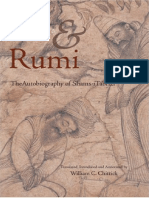 Me and Rumi_ the Autobiography of Shams-I Tabrizi