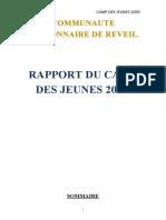 COMMUNAUTE MISSIONNAIRE DE REVEIL (Récupération automatique)