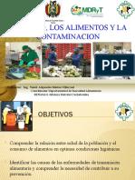 1. lasalud losalimentos y su contaminacion.pptx