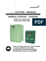 APXG3~110 Inverter