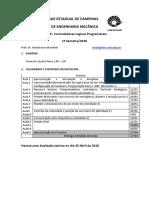 Plano disciplina IM333