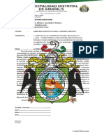 NOTIFICACION N 040-2020-SUPERVISOR VILCABAMBA