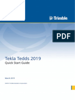 Tedds Quick Start Guide (NA)