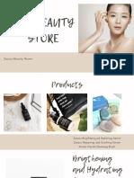 sha beauty store e-catalog