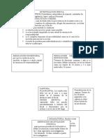 ESQUEMA DEL PROCESO PENAL ley 600-02