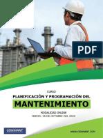 Planificacion y Programacion del Mantenimiento.pdf