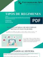 TIPOS DE REGIMENES SGSSS.pptx