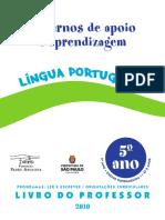 Caderno 5 ano - professor 456546398+65