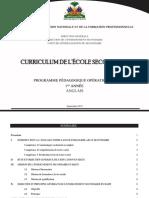 Anglais--Programme-detaille--1e_annee_Nouveau_Secondaire
