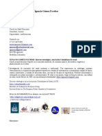 Presentacion Profesional Actualizada en Septiembre 2020