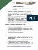 7-TRANSFERENCIAS BANCARIAS