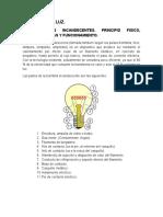 2.1. LAMPARAS INCANDESCENTES