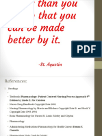 CHAPTER 1 Pharmacology