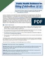 1050 GCPH Holiday Guidance 2020