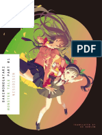 Monogatari - LN 01 - Bakemonogatari Part 1 Dark Mode Ver