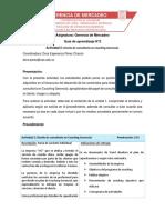 Guía de aprendizaje 2 GME118