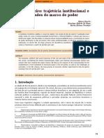 rio de janeiro - trajetória institucional e especifidades do marco de poder