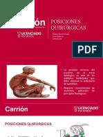POSICIONES_QUIRURGICAS