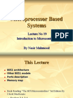 20 Microprocessor Systems  Lecture  No 20 Microcontroller introduction.pdf