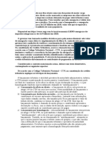 Direito Tributário - Direito Constitucional Tributário