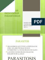 PATOLOGIAS INFECCIOSAS PARASITARIAS