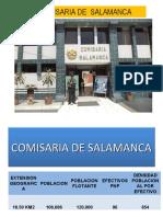 LIMITES DE LA JURISDICCIONAL DE SALAMANCA