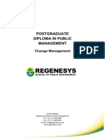 PDPM Change Management Study Guide v6.6 e f