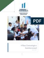 PLAN_ESTRATEGICO_INSTITUCIONAL 2020-2024