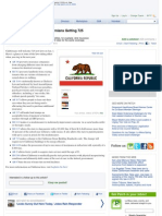Californians Getting 725 New Laws in 2011