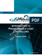 Introduction to Programmable Logic Controllers SG