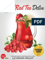 Red Tea Detox E-Book von Liz Swann Miller
